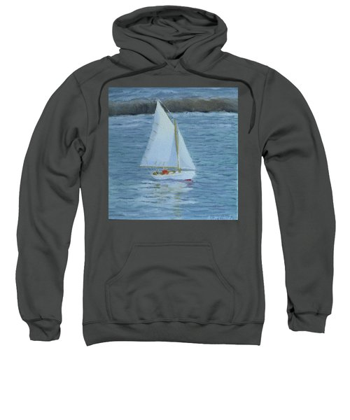 Nice Day For A Sail Sweatshirt