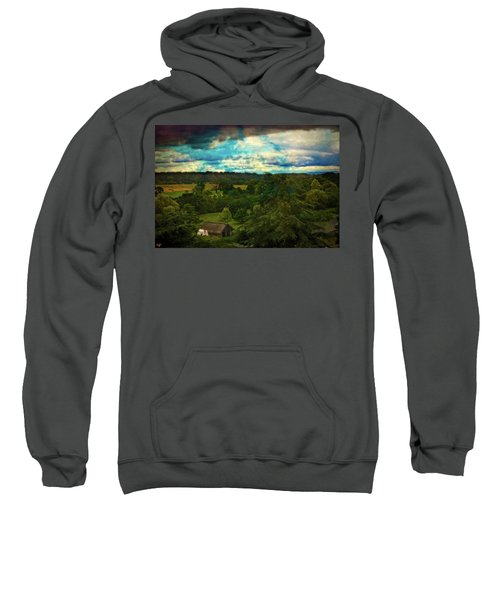 Nice Weather For Trolls In The Shire Today Sweatshirt