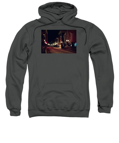 Nicollet Mall Christmas Sweatshirt