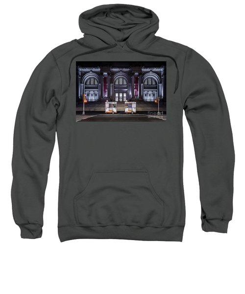 Night At A Museum Sweatshirt