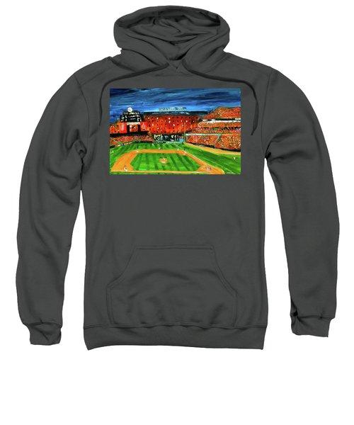 Night At The Yard Sweatshirt