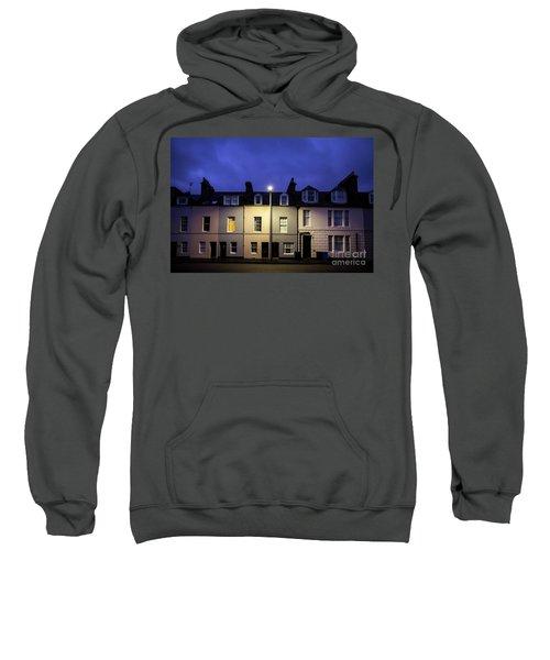 Night Darkens The Street Sweatshirt