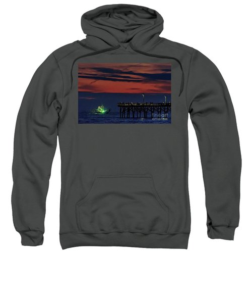 Night Fishing Sweatshirt
