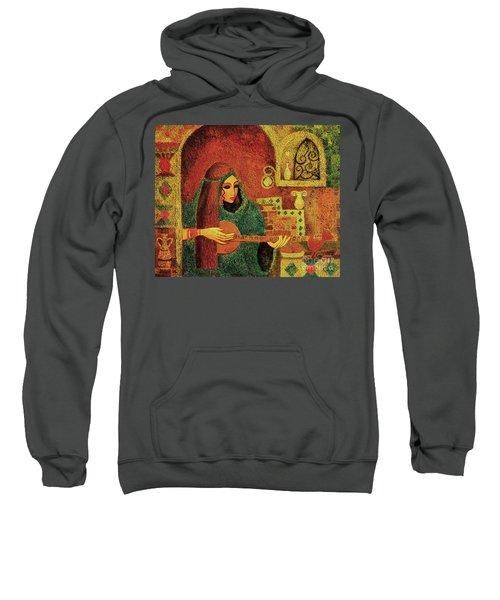 Night Music 3 Sweatshirt