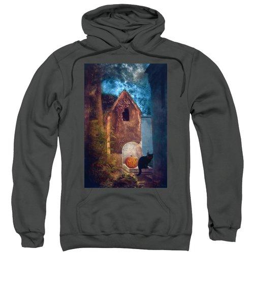 Night Of Halloween Sweatshirt