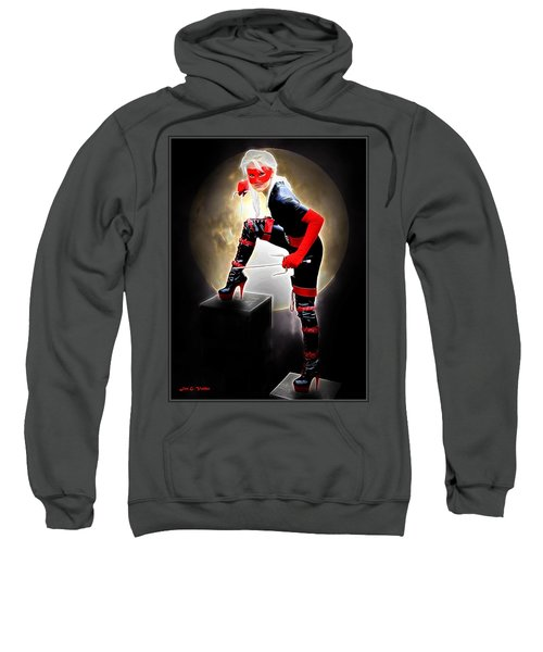 Night Of The Avenger Sweatshirt