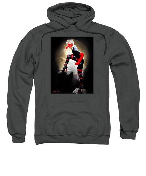 Night Of The Avenger Sweatshirt