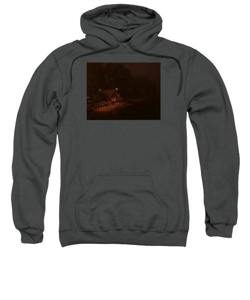 Night On The River Sweatshirt