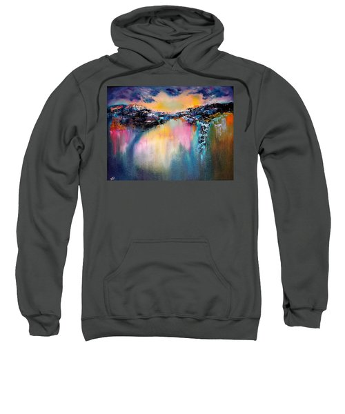 Night Reflections Sweatshirt
