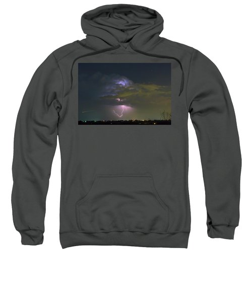 Sweatshirt featuring the photograph Night Tripper by James BO Insogna