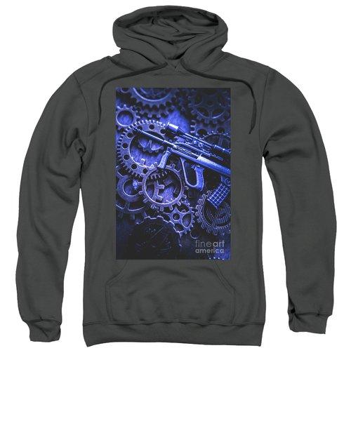 Night Watch Gears Sweatshirt