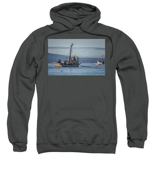 Nita Dawn Closing Sweatshirt