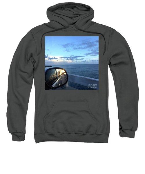 No Looking Back Sweatshirt