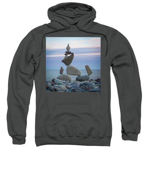 Zen Stack #7 Sweatshirt
