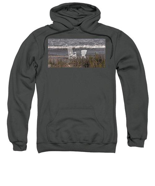 No Rush To Be Anywhere Anytime Soon Sweatshirt