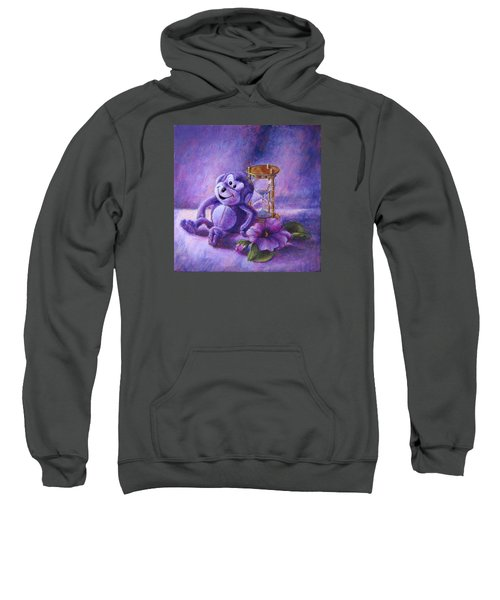 No Time To Monkey Around Sweatshirt