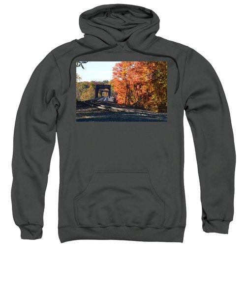 No Train Coming Sweatshirt