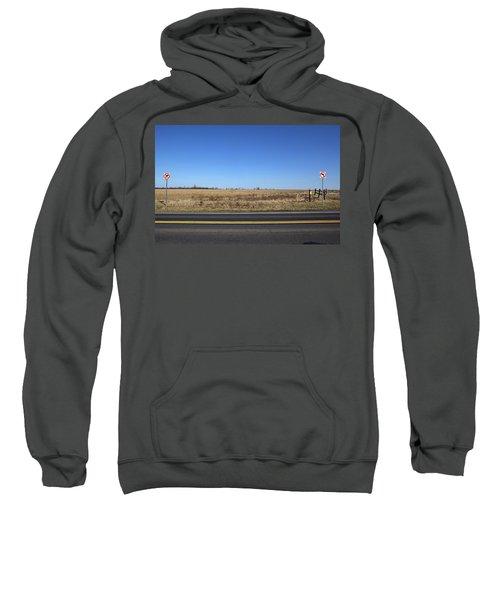 No Way Sweatshirt