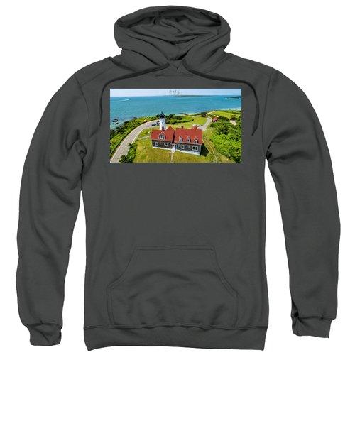 Nobska Light House  Sweatshirt