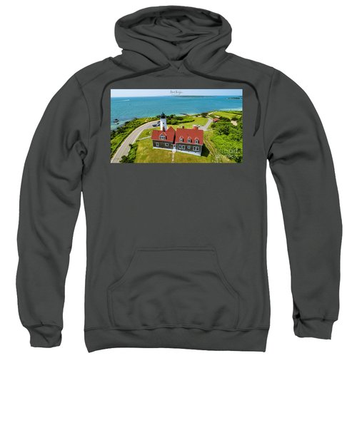 Nobska Light House  Sweatshirt