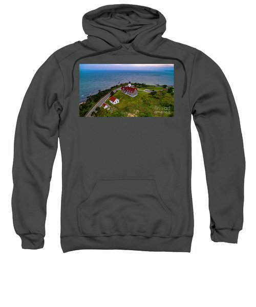 Nobska Point Lighthouse Sweatshirt