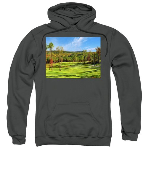 North Carolina Golf Course 14th Hole Sweatshirt