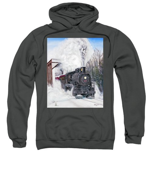 Northbound At 35 Below Sweatshirt