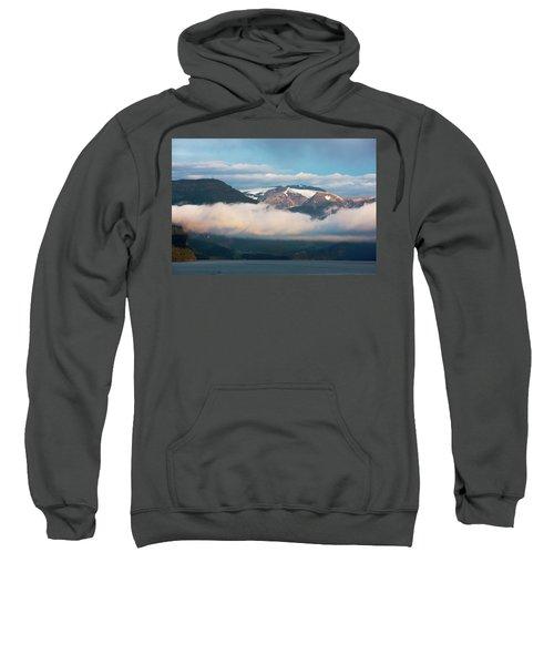 Norway Fjord Innvikfjorden Sweatshirt