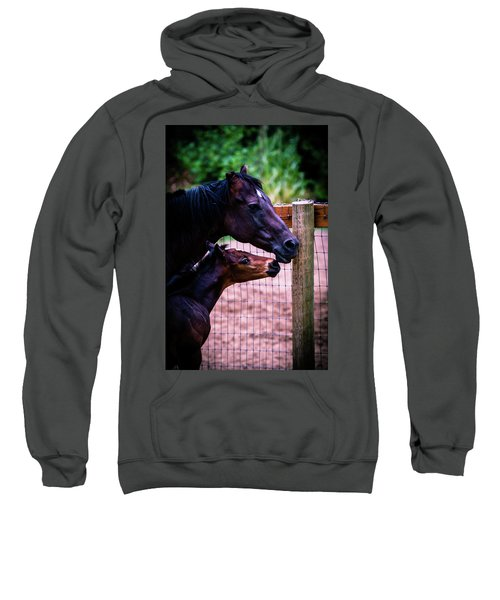 Nose To Nose Sweatshirt