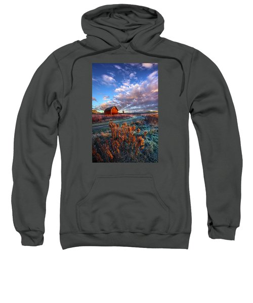 Not All Roads Are Paved Sweatshirt