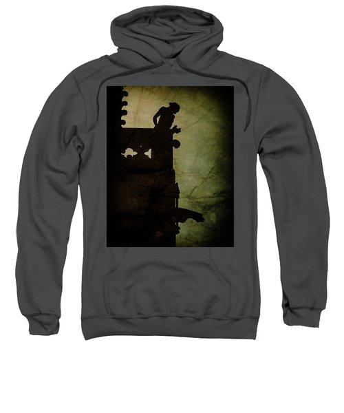 Paris, France - Gargoyle Watch Sweatshirt