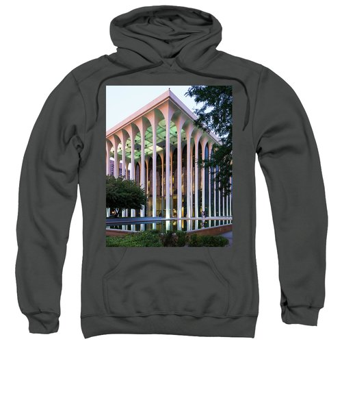 Nwnl Building At Dusk Sweatshirt
