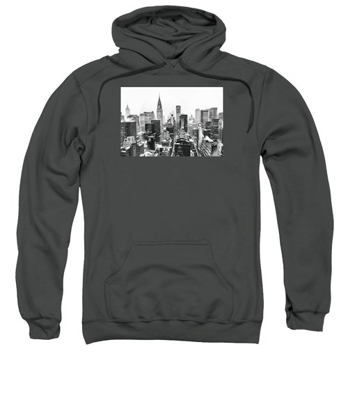Nyc Snow Sweatshirt