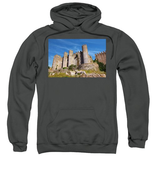 Obidos Castle Sweatshirt