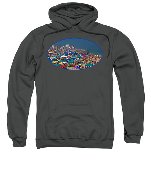 Ocean City Beach Fun Zone Sweatshirt