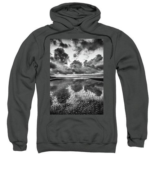 Ocean Clouds Reflection Sweatshirt