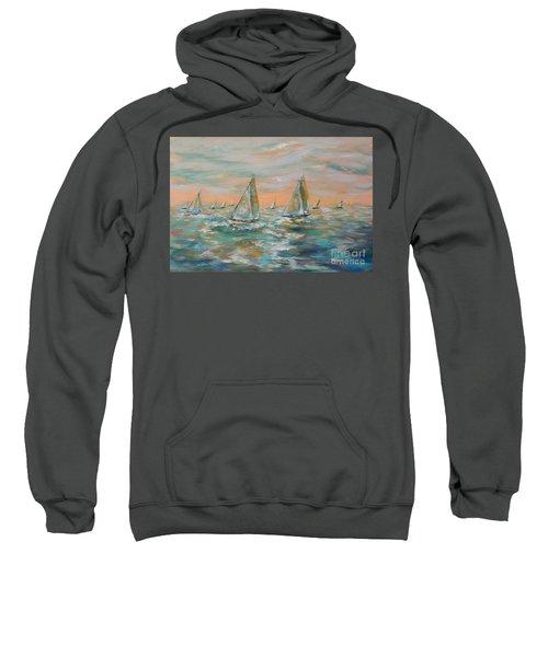 Ocean Regatta Sweatshirt