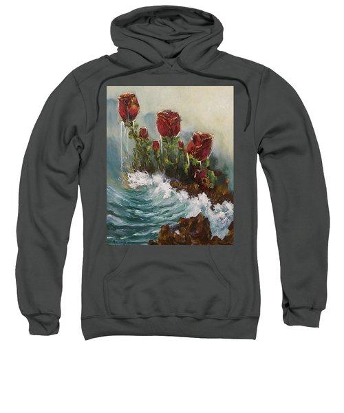 Ocean Rose Sweatshirt