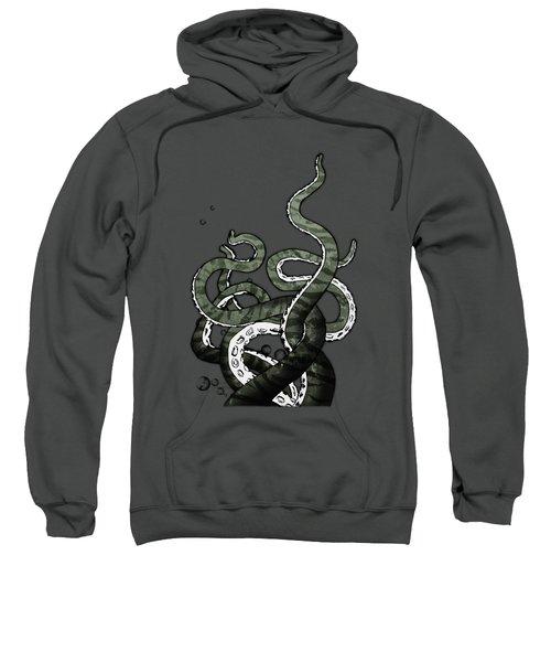 Octopus Tentacles Sweatshirt