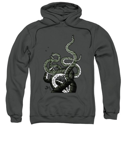 Octopus Tentacles Sweatshirt