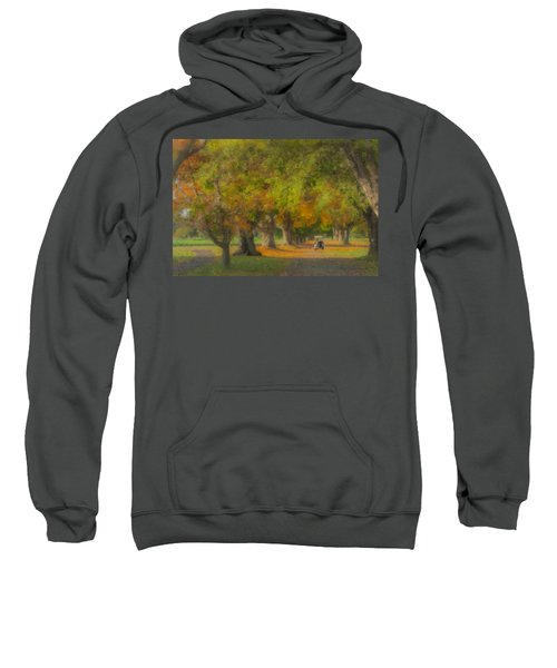 October Morning At Easton Country Club Sweatshirt