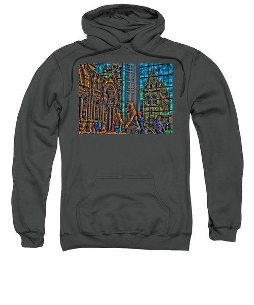 Of Light And Mirrors Sweatshirt