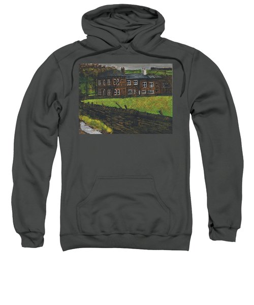 Off Hossock's Lane Sweatshirt