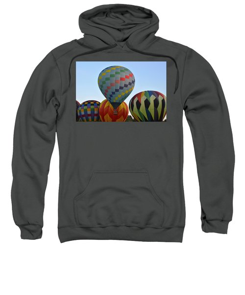 Off We Go Sweatshirt