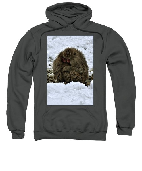 Oh Mummy It's Cold Sweatshirt