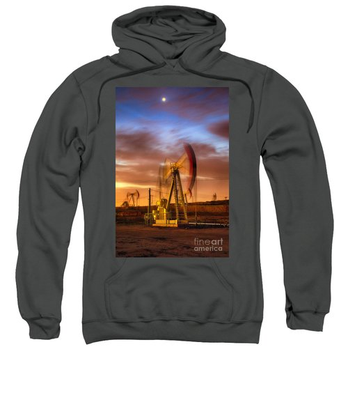 Oil Rig 1 Sweatshirt