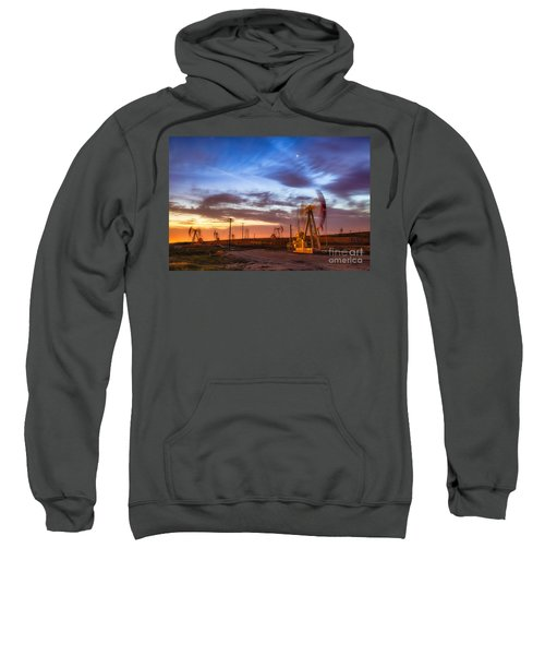 Oil Rigs 3 Sweatshirt