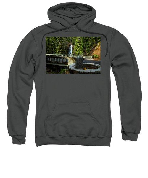 Old Barlow Road Bridge Sweatshirt