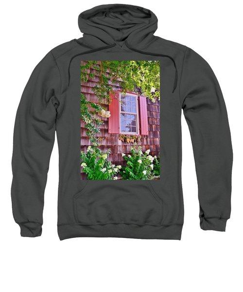 Old Bethel Church Window Sweatshirt