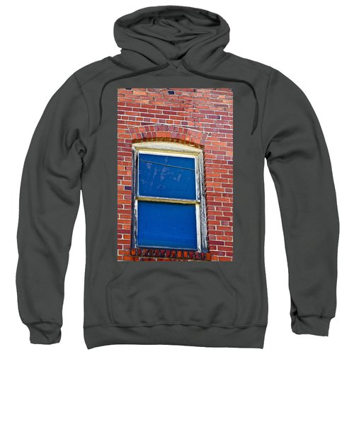 Old Brick Building Sweatshirt